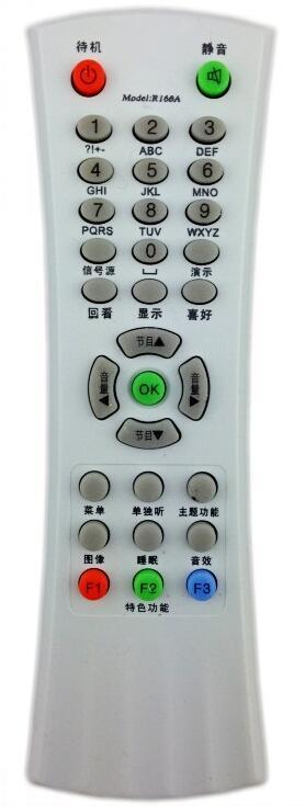 tcl王牌nt25h91遥控器型号