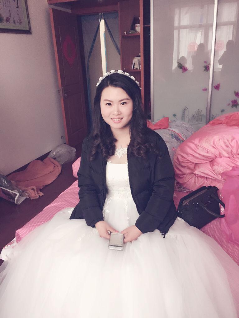 新娘子漂亮吗