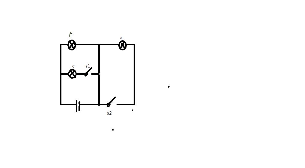 求教初中物理电路图