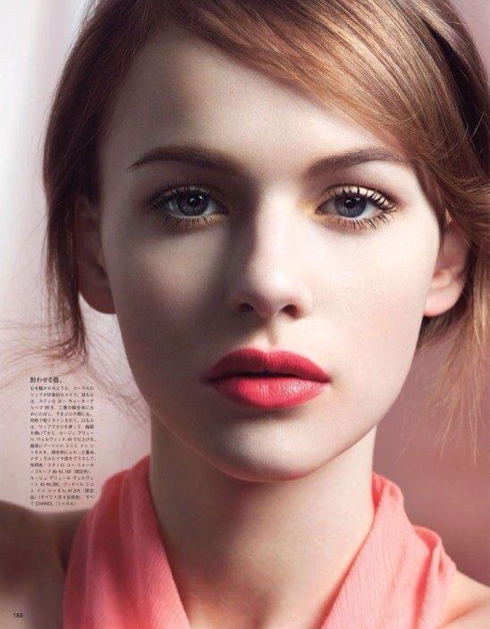 香奈儿唇膏2013的海报模特是谁?