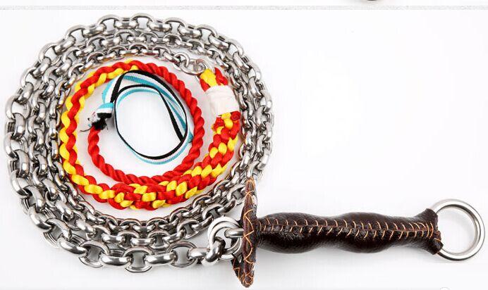 麒麟鞭鞭头尺寸与链子的长度,重量是怎么配比的
