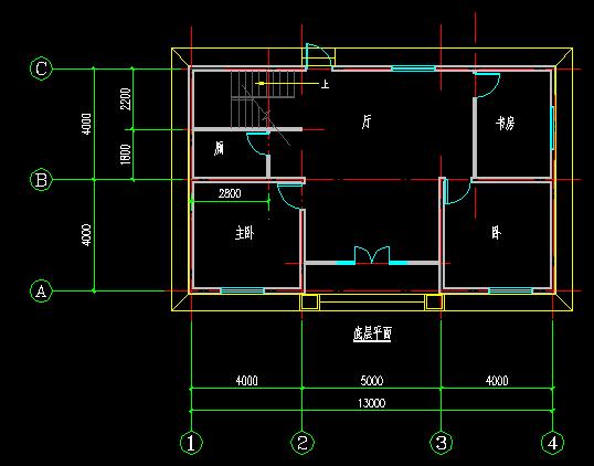 6米x9米设计图