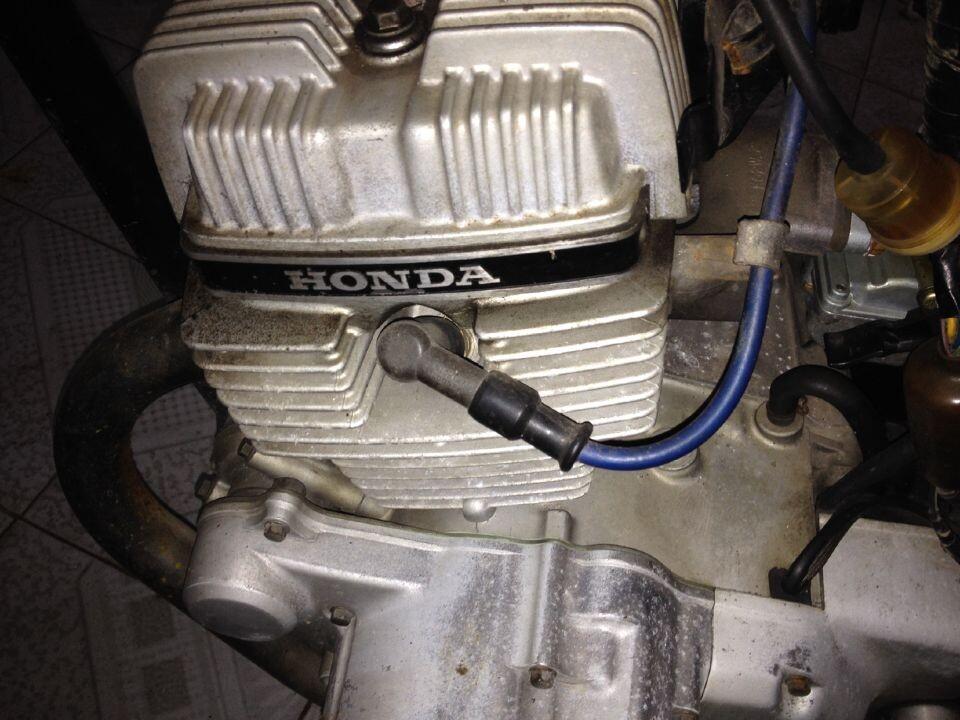 踏板车的发动机上写的h o n a d,是五羊本田生产的吗图片