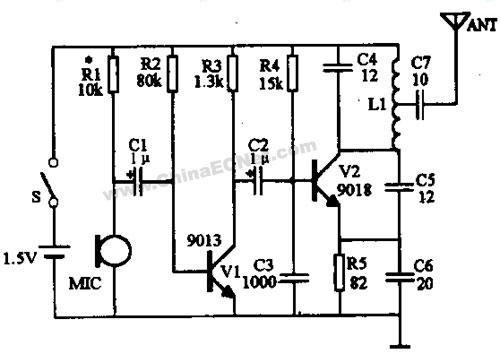 如何制作简易的无线电发报机?谁有图纸以及安装发报机