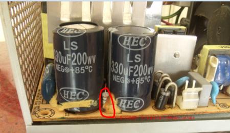 长城电源atx-300p4-pfc