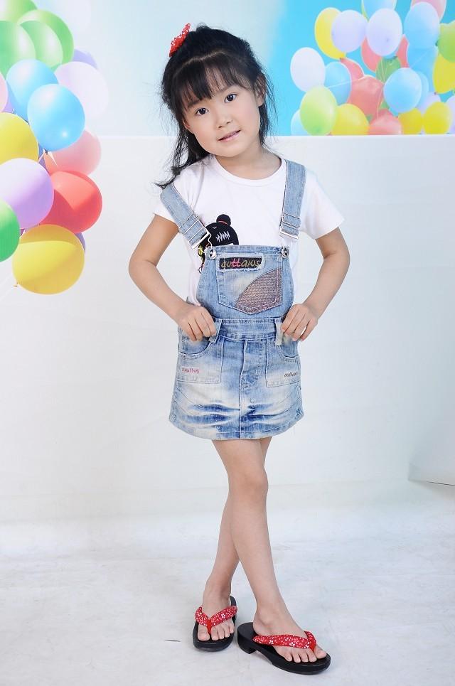 淘宝童装小模特