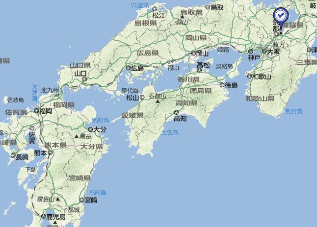展开全部 你好 滋贺县在日本本州岛,靠近京都,大阪,属近几地区.