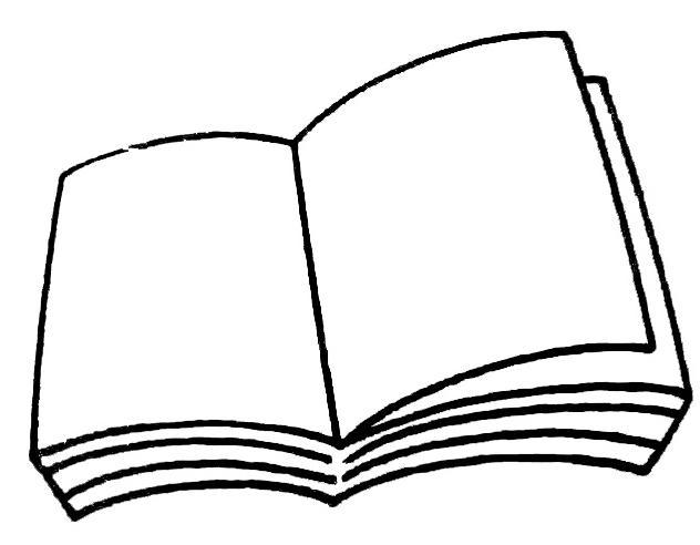 书怎么画 图片简单的