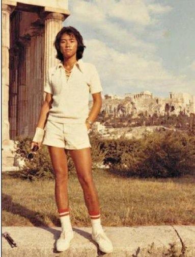 林子祥年轻时的照片图片