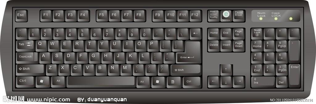 笔记本键盘不能用_为什么我用笔记本上的键盘,配合搜狗输入法打字的时候