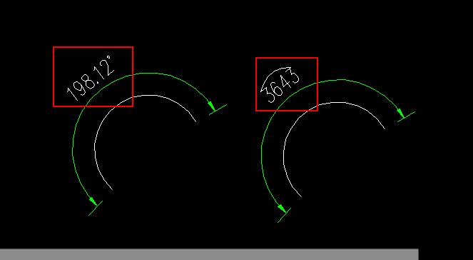 天正cad2014弧弦设置默认成复制是弧长cad标注布局图怎么的中图片