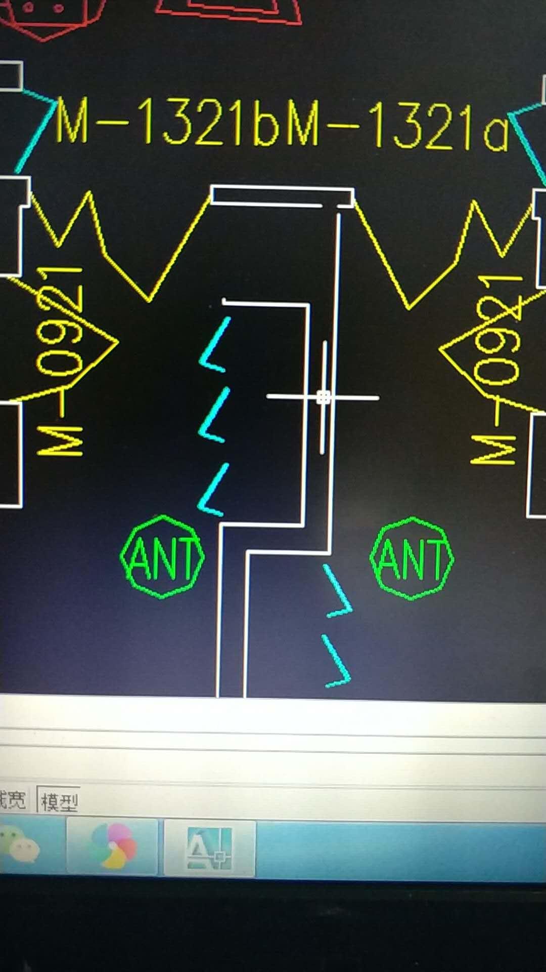 你好CAD矩阵删除标注cad门窗怎样环形使用图片
