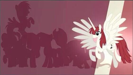 小马宝莉中哪一集讲了红头发的公主图片