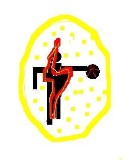 30分求篮球队队名 队徽和口号 (号里只有40分 貌似40分不能悬赏 有好图片