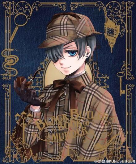 蓝眼动漫男生_蓝发蓝眼和黑发红眼的动漫男生是谁