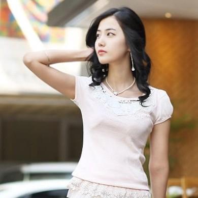 这个韩国服装模特叫什么名字?