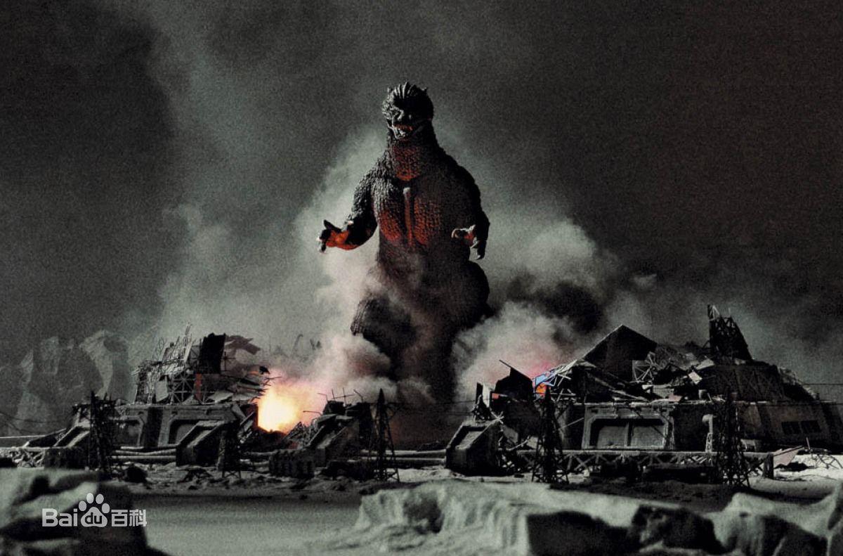 哥斯拉二海报之王怪兽电影之王哥斯拉的壁纸新出的美国怪兽战争有哪些图片