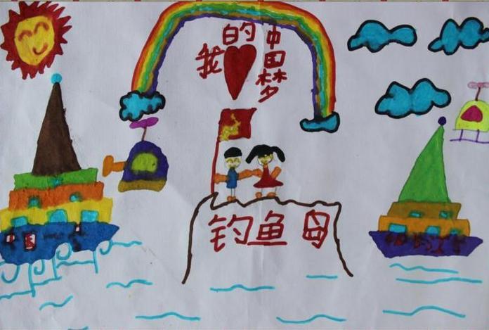 中国梦图画