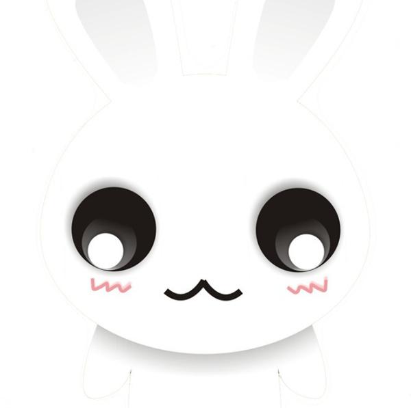 求一个qq的情侣头像,一只兔子拿着胡萝卜的头像,急用!