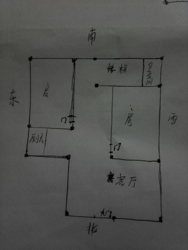 农村建7字户型房屋风水上有讲究吗?图片