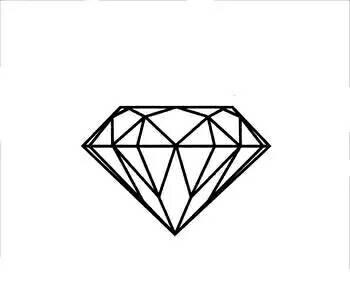 求这个清晰的钻石作图素材,差不多可以作图的钻石图也