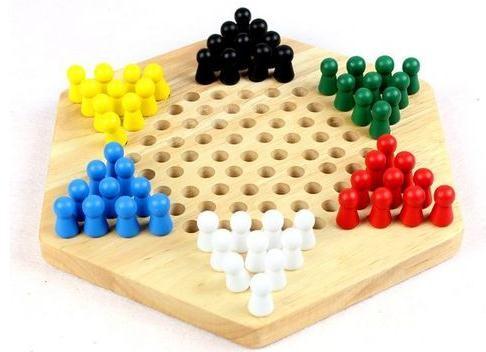 下跳棋有什么技巧图片