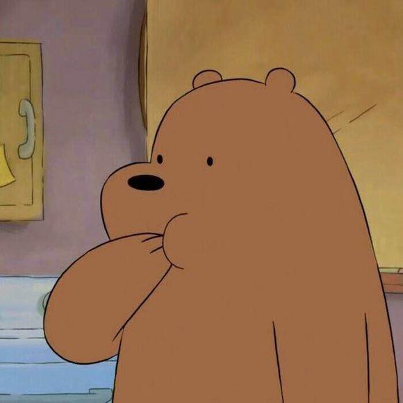 请问这些熊熊情侣头像叫什么名字啊超级可爱超级喜欢啊啊啊啊想要搜集