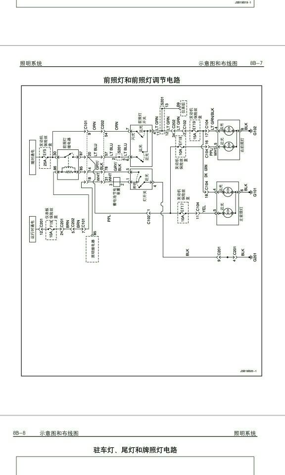 汽车4s店维修车间平面图