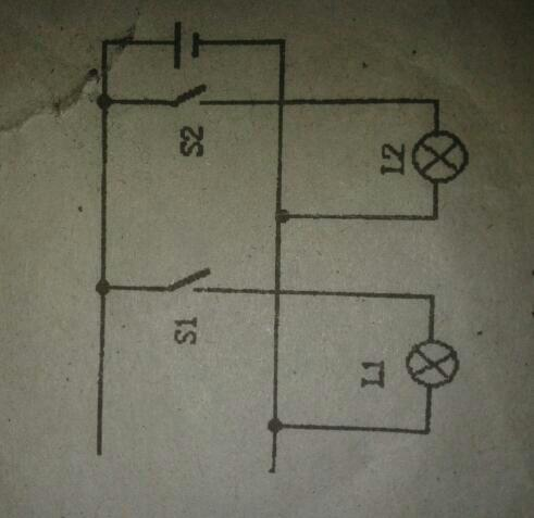 求分析物理电路图