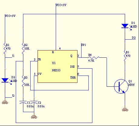 电路 电路图 电子 户型 户型图 平面图 原理图 459_417