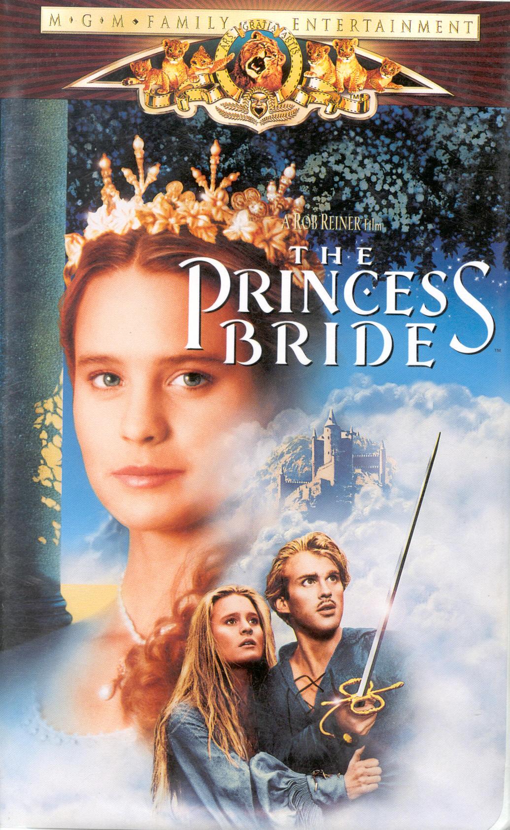 魔幻影片《公主新娘》.