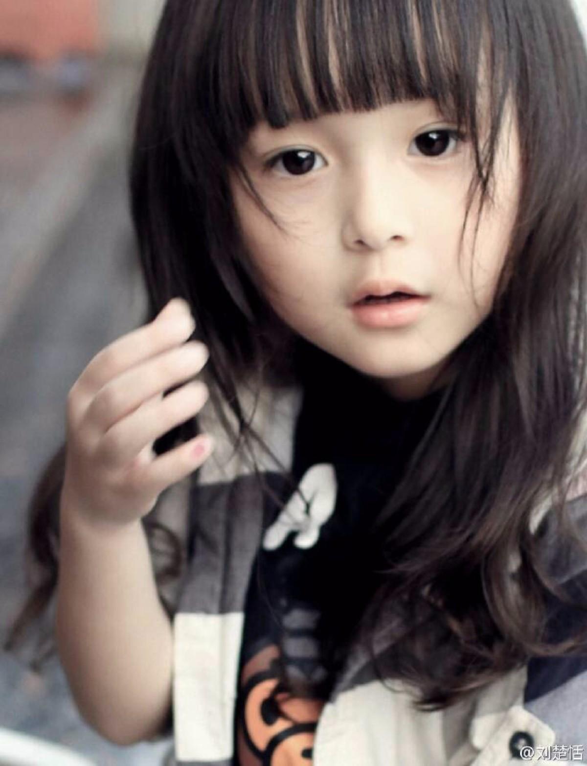 可爱的女孩图片.(10~15岁)