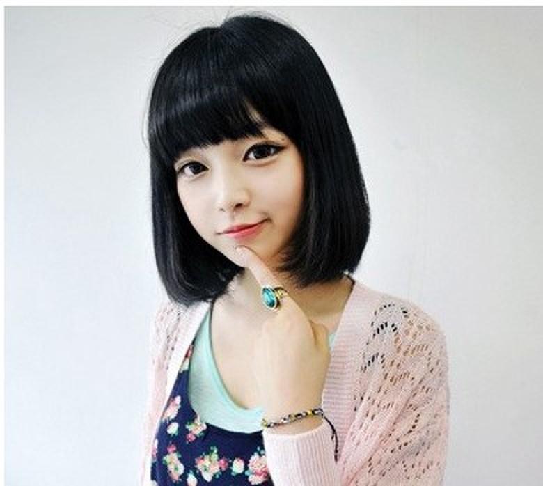 12岁的女孩剪什么发型?图片
