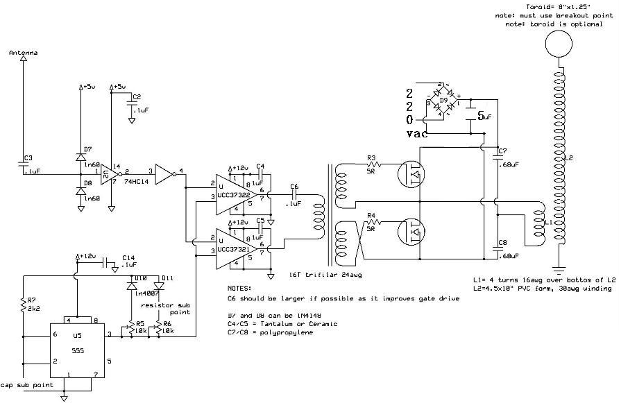 哪位大神能给个简单的sstc驱动电路给我,感激不尽.