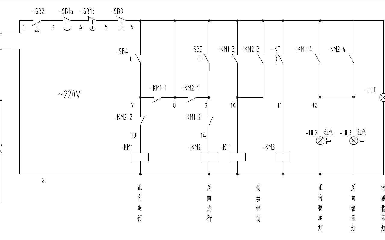 禹鼎天车遥控器f21-2s应该怎么接线求指导,急.