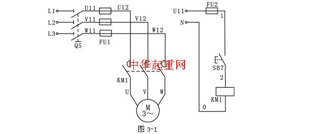 如何实现电动机的点动与自锁混合控制?