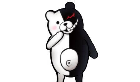 求弹丸论破黑白熊的图片