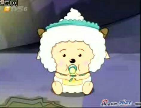 懒羊羊小时候超可爱的图片,要高清的.