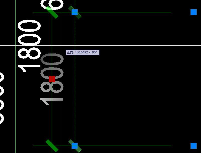 cad尺寸标注的尺寸位置v尺寸的话文字线也跑牙石路cad图片