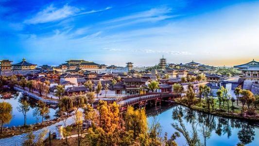 襄阳旅游年卡里包含有中国唐城景区吗