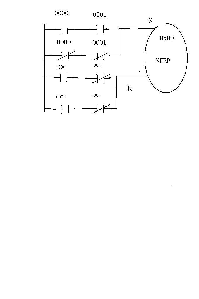 展开全部 设计两个开关控制一盏灯的电路图用两个双控开关很简单,用