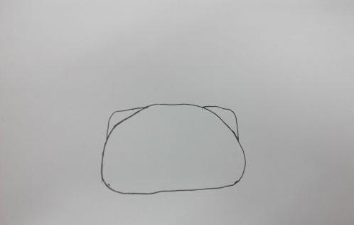 小猫简笔画步骤图解法
