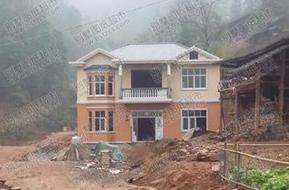 谁推荐一个农村二楼房屋设计图,要求宽10米,长11米,最