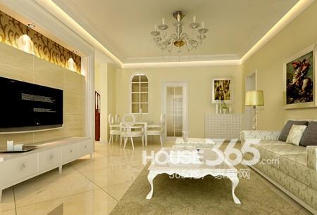 客厅18平方米怎么装修