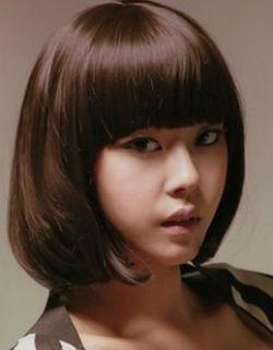 适合13岁女孩的发型,要图片的.图片