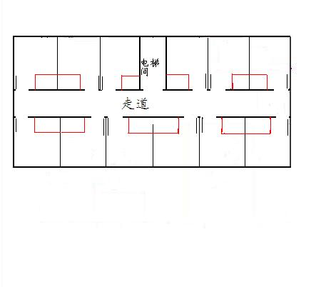自建出租房设计图图片
