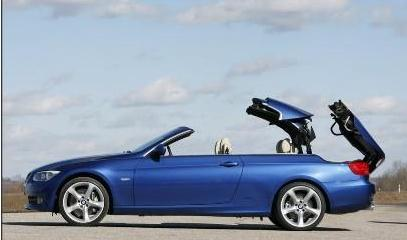 进口宝马:320i~335i 敞篷轿跑车 2011款     2.0l/2.5l/3.0l/3.0l