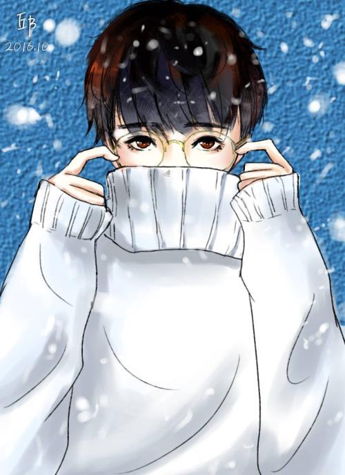 王俊凯的动漫图片