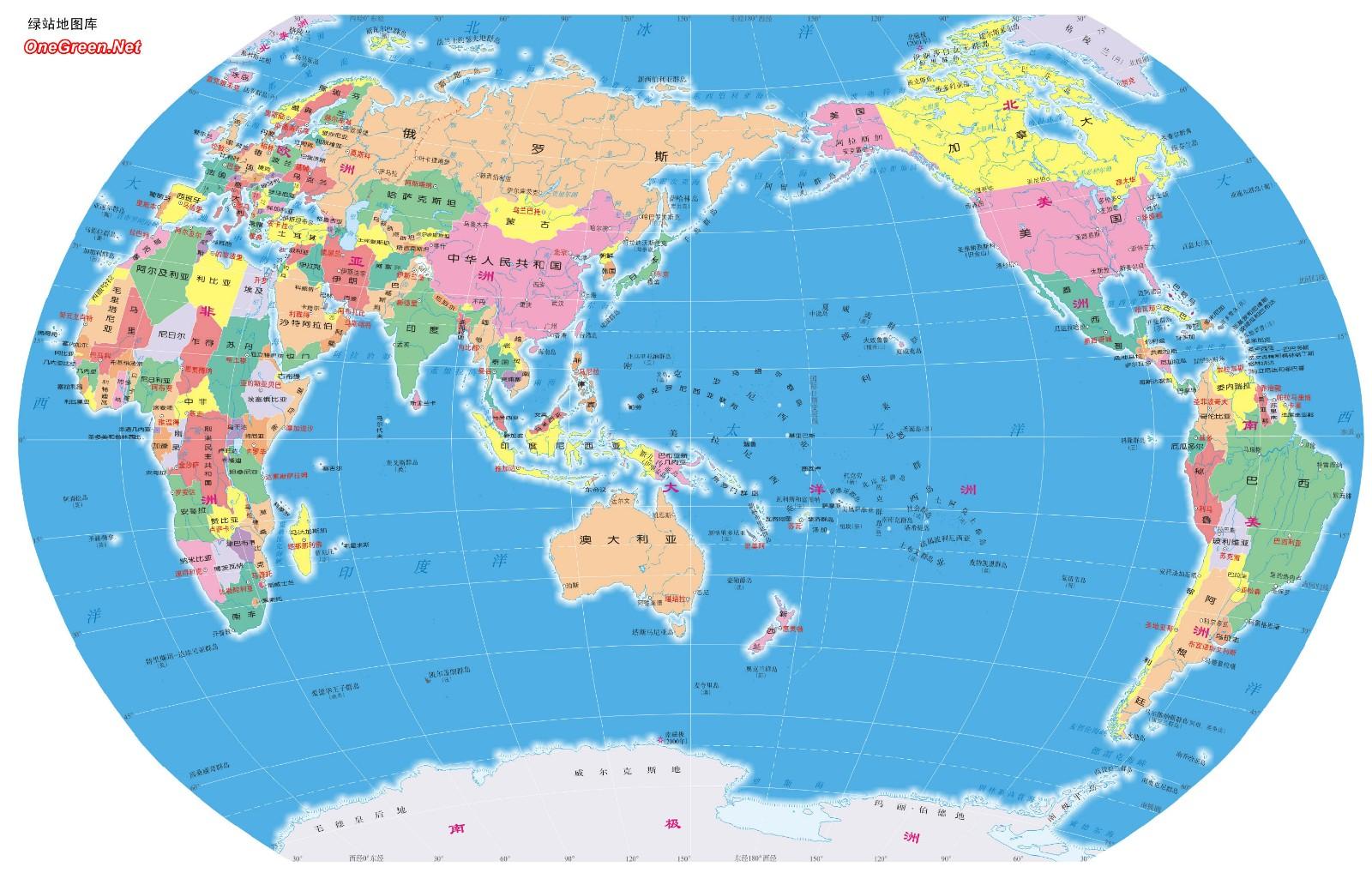 手绘世界地图时怎么画经纬线,除了圆规有什么工具吗