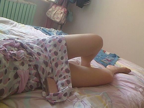 梦到姐姐睡着了我